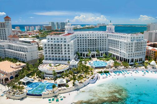 Hotel Riu las Americas in cancun :)
