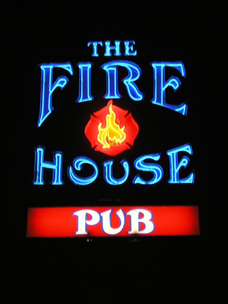 Firehouse Pub - Flame Emblem