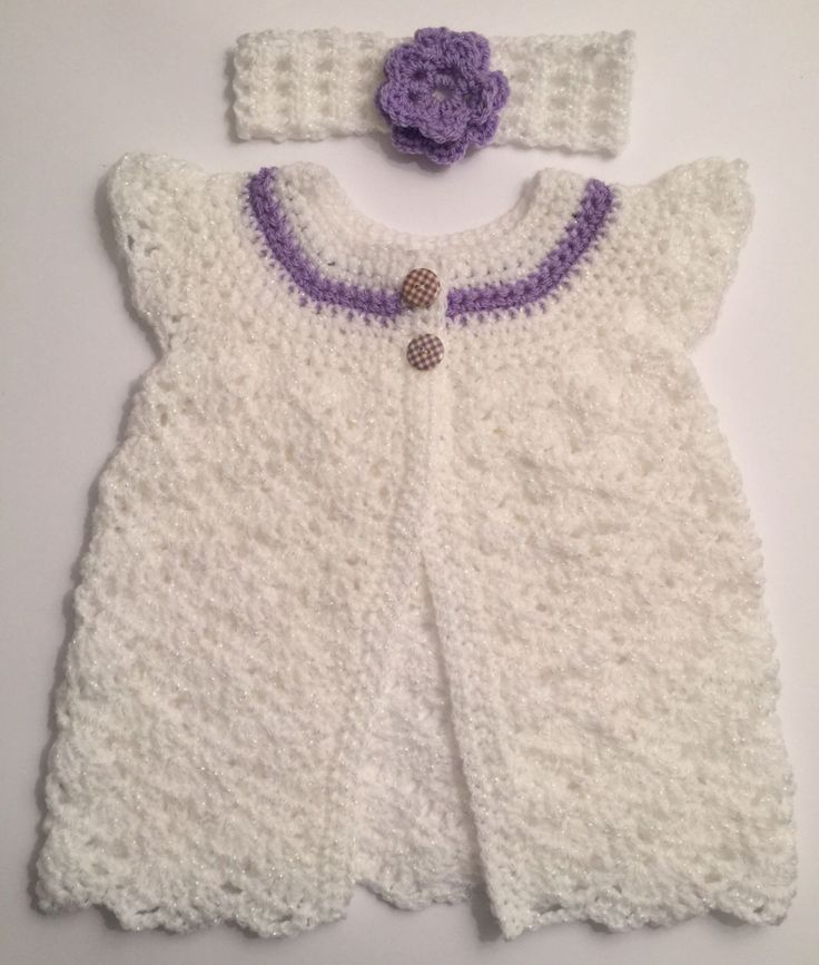A personal favourite from my Etsy shop https://www.etsy.com/uk/listing/465568735/crochet-handmade-zara-baby-cardigan-and