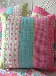 patchwork cushion - Google Search