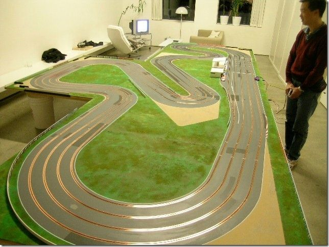 31 Best Slot Car Scenery Building Images On Pinterest Slot Car