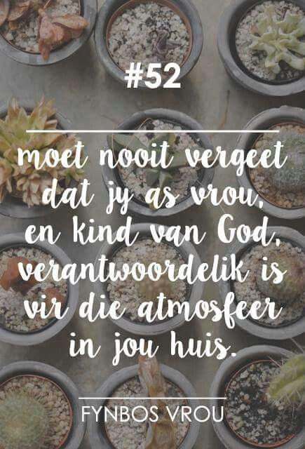 __[Fynbos Vrou/FB] # 52 #Afrikaans