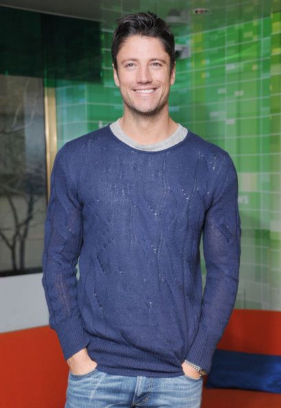 This is my 2nd FAVORITE British MAN!!! - James Scott.. Days of our Lives:)