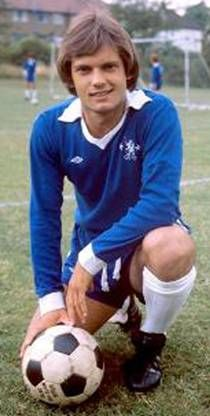 Ray Wilkins- legend within CFC