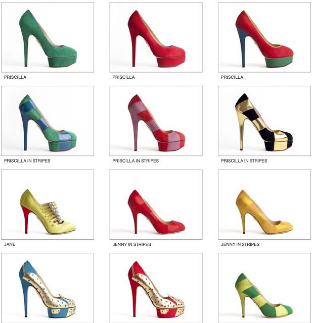 Charlotte Olympia shoes http://tupersonalshopperviajero.blogspot.com.es/2011/10/charlotte-olympia-el-capricho-de-las.html