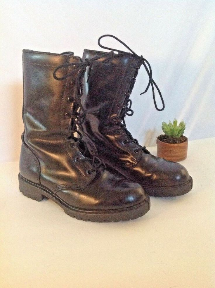 """Bates UltraLites 9"""" Leather Tactical Jump Boots Men's"""