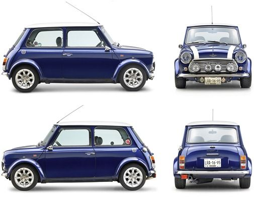 The original and best super mini. Ridiculously small. Ridiculously fun to drive, even at low speeds.  I'd still like another one!