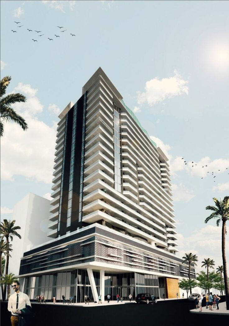 Waterstone Capital To Build 24-Story Brickell Residential Tower