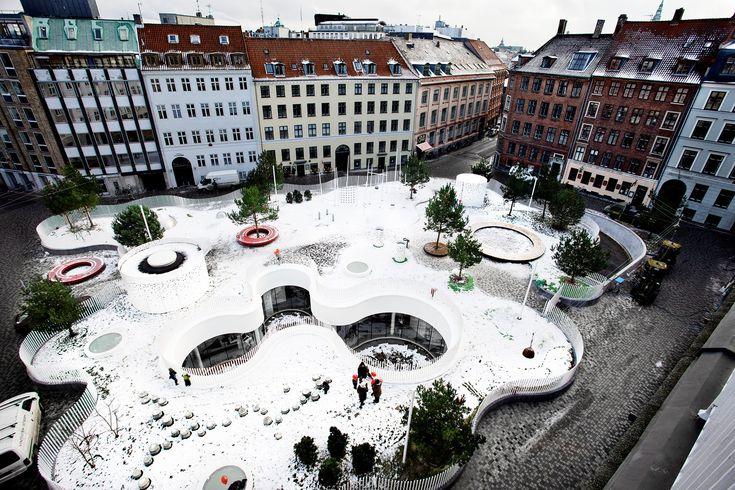 Hauser Plads, Copenhagen