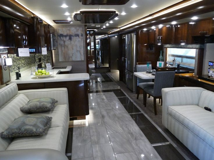 World Class Motors >> 2016 American Eagle Interior | Haute RV's | Pinterest ...