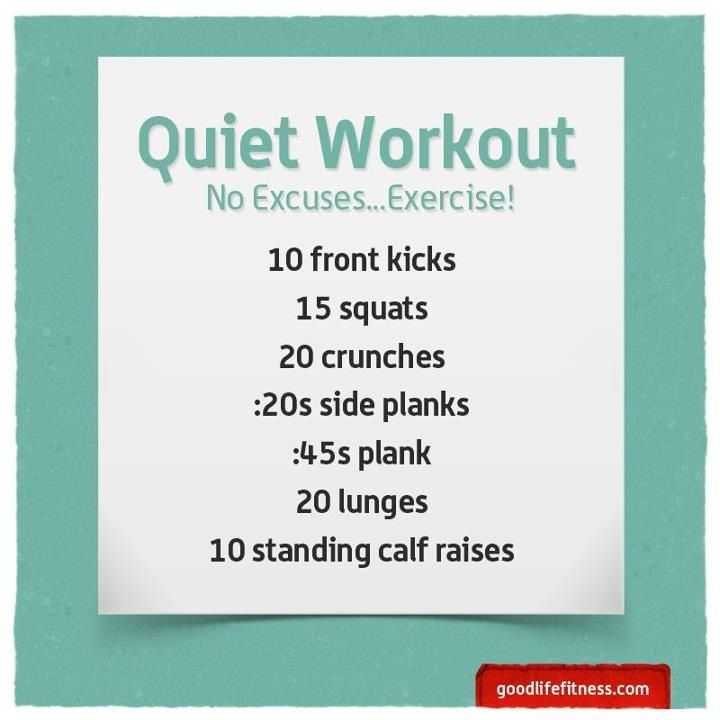 for the mornings or nights I know I should workout, but I really don't want to