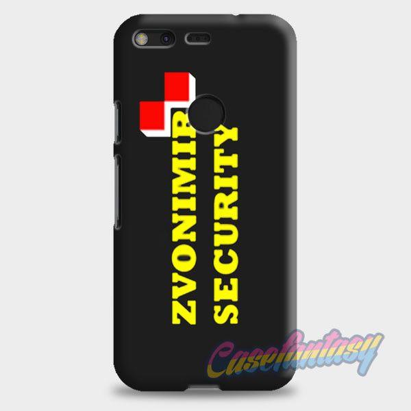 Zvonimir Security Mirko Crocop Team Pride Mma Google Pixel Case | casefantasy