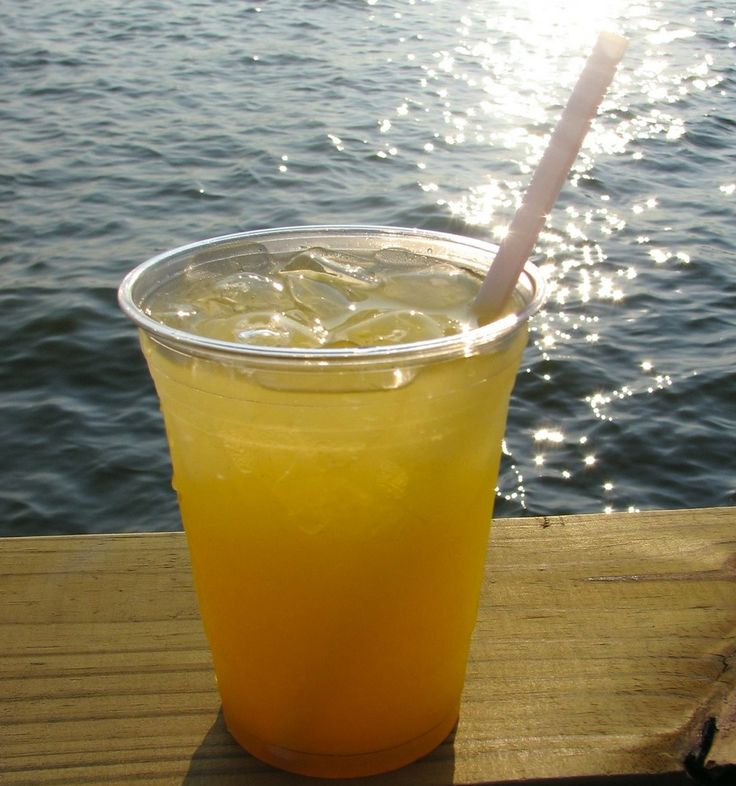 Orange Crush...the perfect summer beach drink!