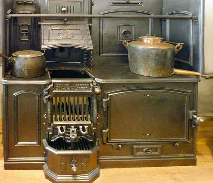 Kitchen Stove All Things Victorian Pinterest Kitchen