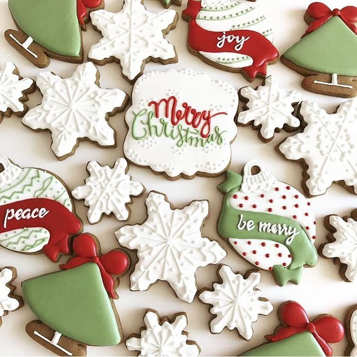 10+ Images About Christmas Cookies I Love! On Pinterest