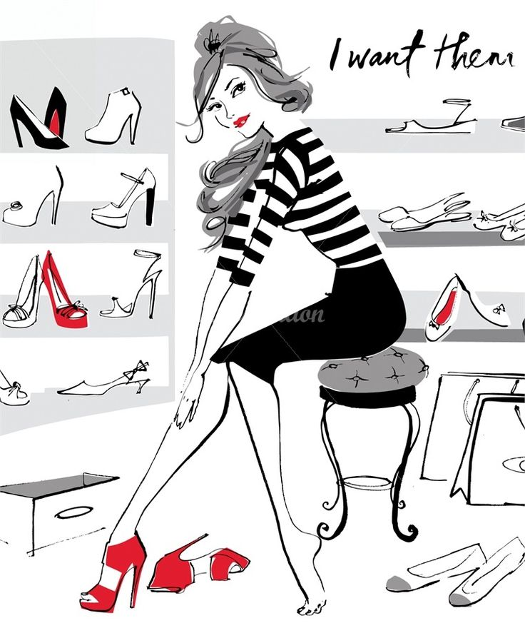 I want them!  Jacqueline Bissett is an illustrator, expertized in Hand drawn and book illustrations