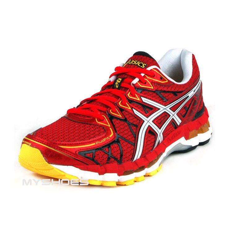 Asics GEL Kayano 20, it was time for some fresh running patas/