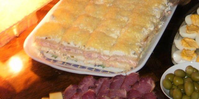 Slana torta (…obavezno probajte!) ~ Mala kuhinja - Veliki užitak