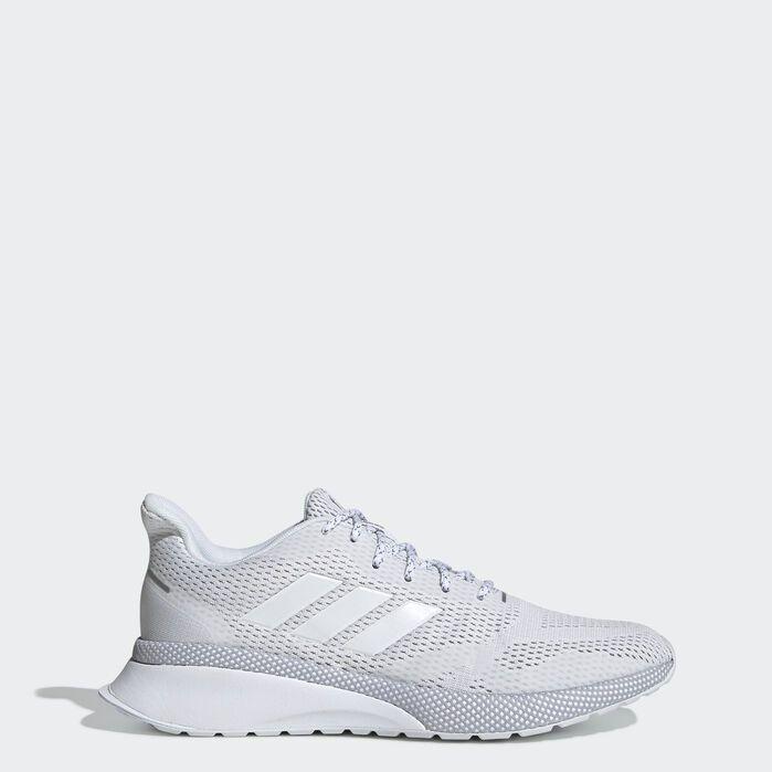 NOVAFVSE X Shoes Cloud White Womens | Adidas, Shoes, Blue shoes