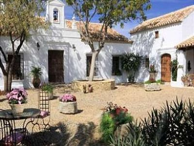 300 year old spanish farmhouse