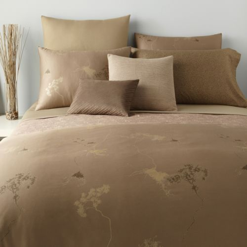 Best Calvin Klein Home Bedding Images On Pinterest Calvin - Brown pattern bedding double duvet set calvin klein bamboo bedding