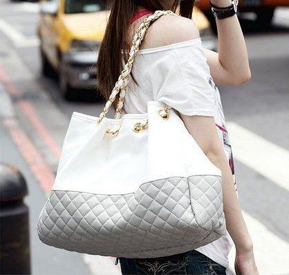 Ginkgo Store Brand New Korean Lady Hobo Tote PU leather handbag shoulder bag For Woman Brown  #WomensHandbag