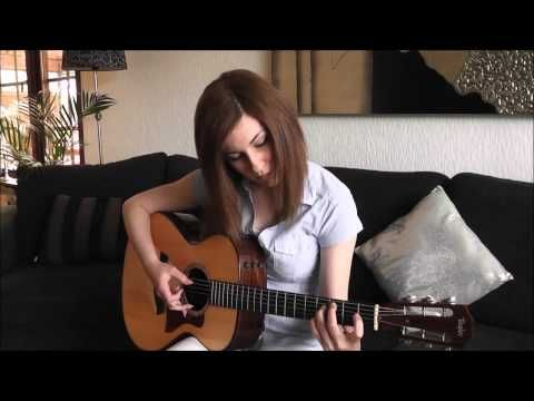 (Eric Clapton) Tears In Heaven - Gabriella Quevedo - YouTube