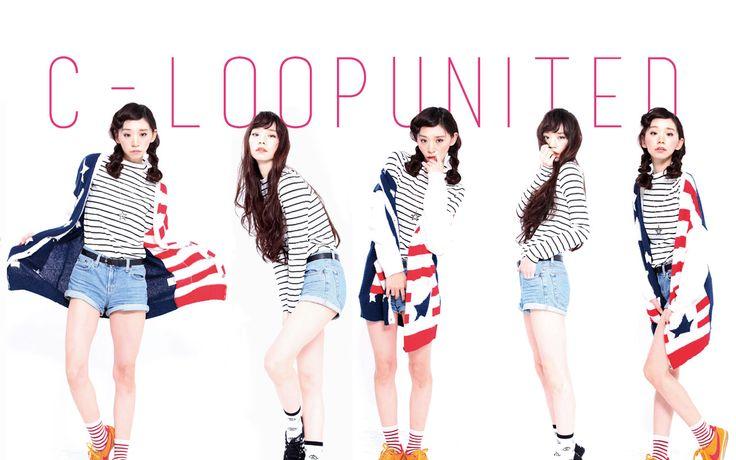 C-LOOP UNITED / TOP