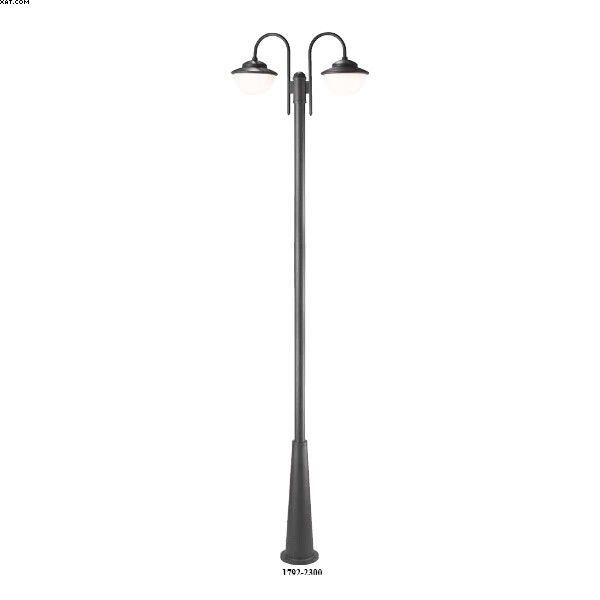 1000 id es propos de lampadaire exterieur sur pinterest for Lampadaire design exterieur