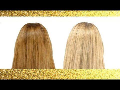 claircir ses cheveux naturellement recette miel citron camomille - Eclaircir Cheveux Colors