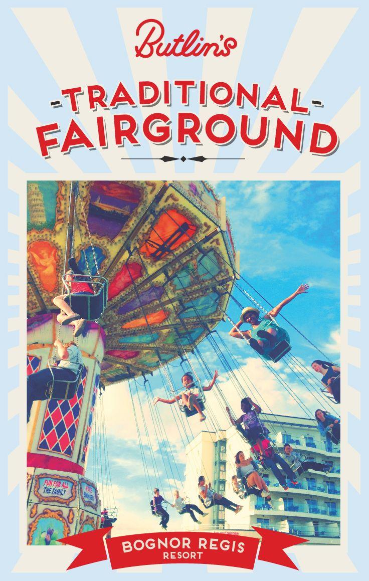 Butlins Bognor Regis Fairground!