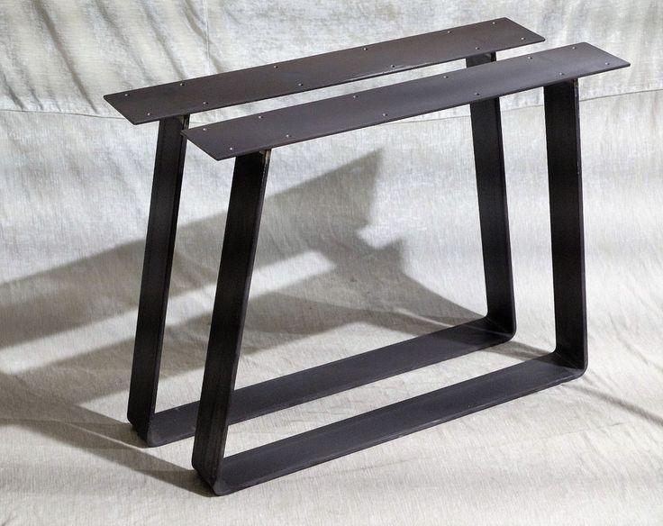 tischkufen tischgestelle kufengestell stahl tischbein. Black Bedroom Furniture Sets. Home Design Ideas