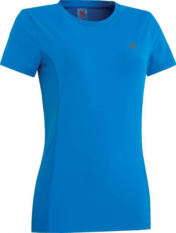 Het Myrbla T-Shirt is een kleurrijk T-shirt voor sportieve outdoor activiteiten. Gemaakt van super kwaliteit, sneldrogend, 4-way stretch materiaal. Refelecterende deatils. Uniek, duurzaam, hip en mooi shirt voor veelzijdig gebruik.