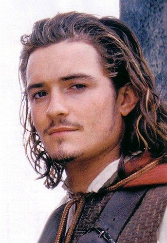 Orlando bloom - Will turner dans pirates des caraïbes