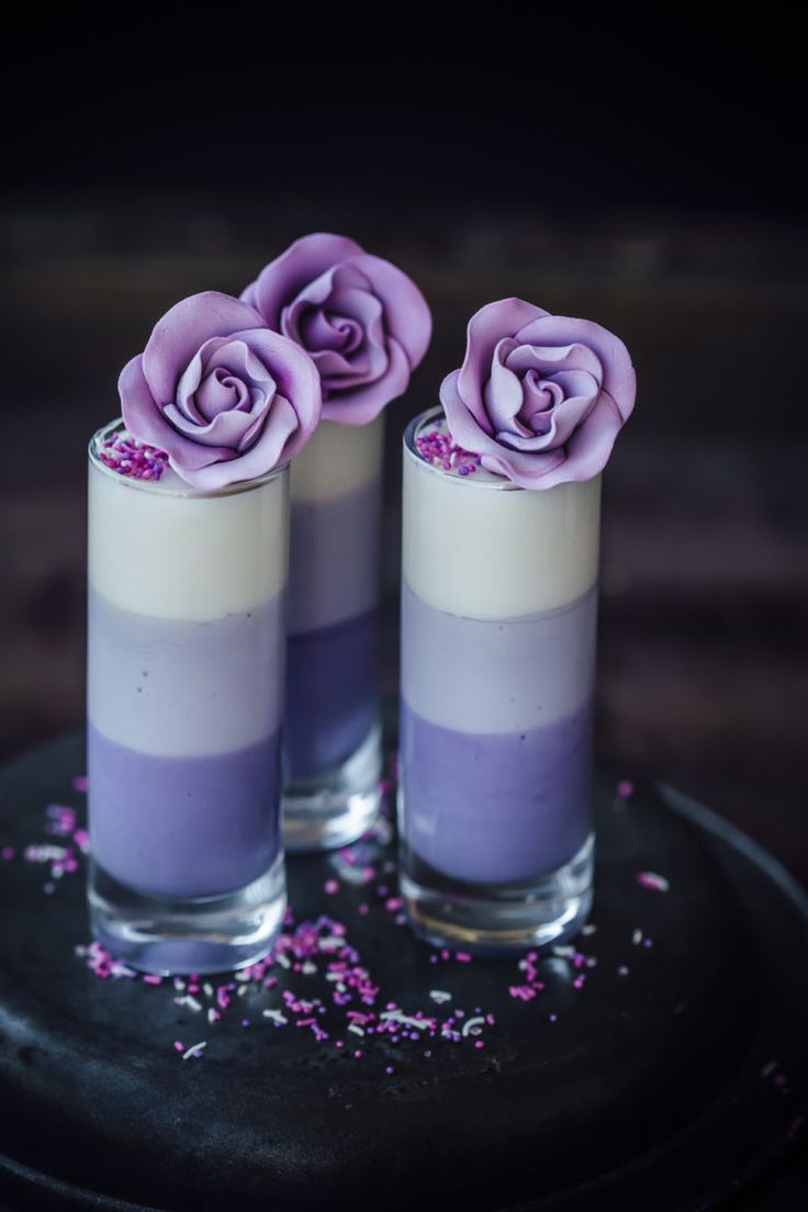 Marshmallow Mousse - Sugar et al saving because it's just so pretty!