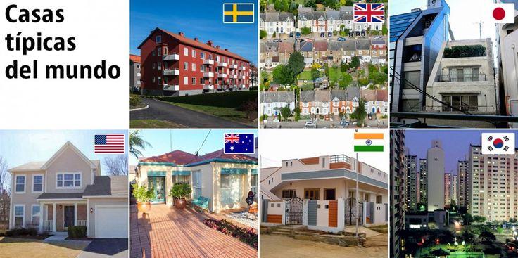 Dime dónde vives y te diré cómo es tu casa: así son los hogares típicos según el país