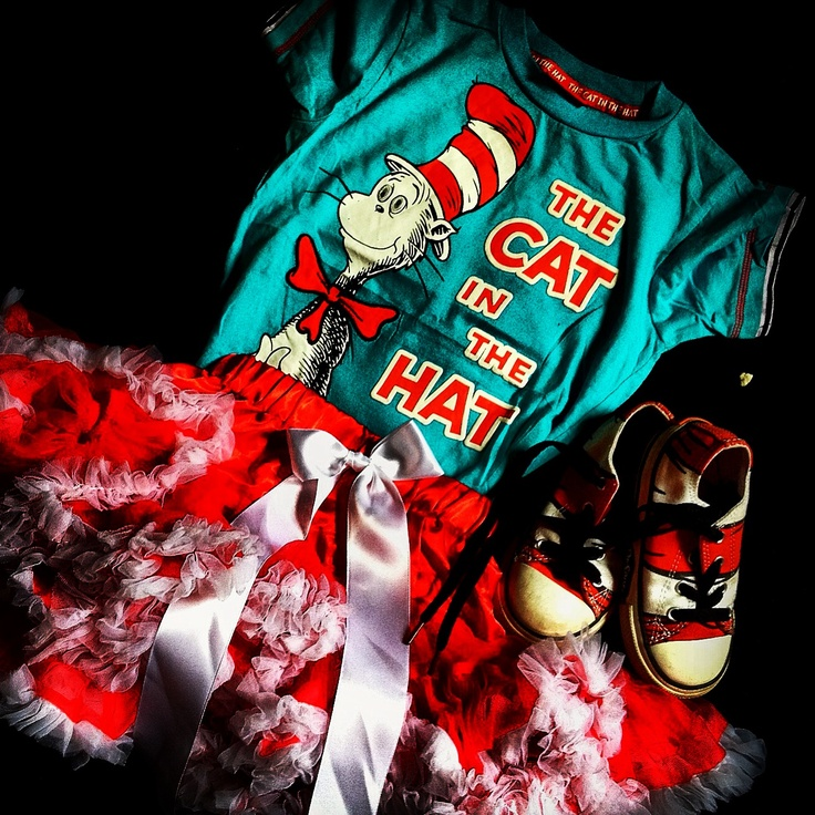Thing fashion dr seuss cat in the hat