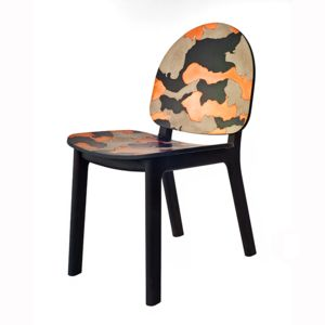David Caon | Ghillie Camo Chair for Anomaly  www.designrouge.com.au