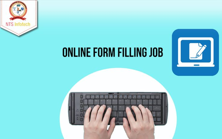 We provide the opportunity to do online form filling job - work from home. For more http://www.ntsinfotechindia.com/outsource.html