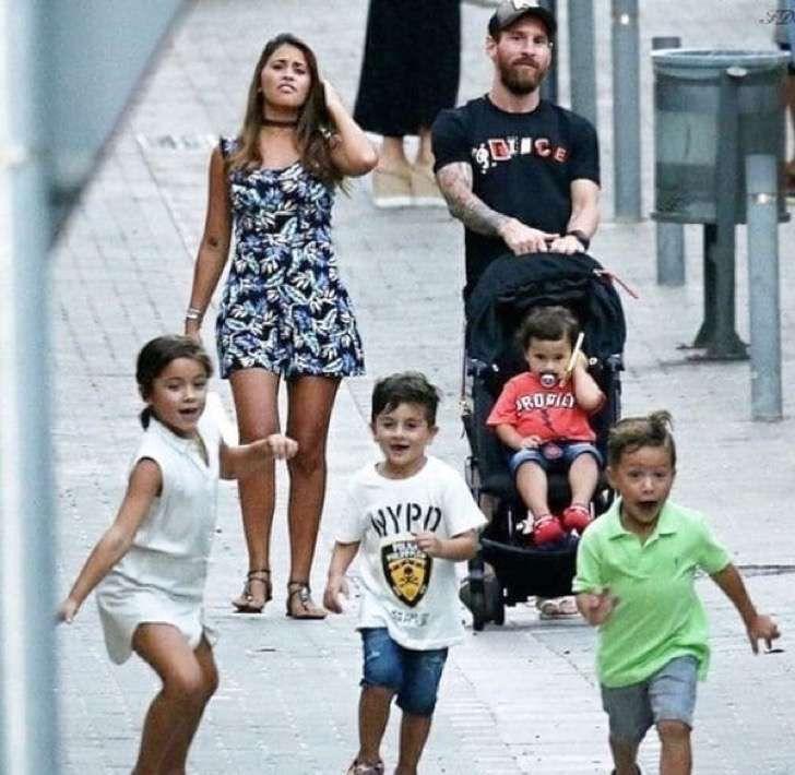 Dicen que Antonela y Messi estarían esperando a su tercer hijo. Apareció una foto que lo comprobaría