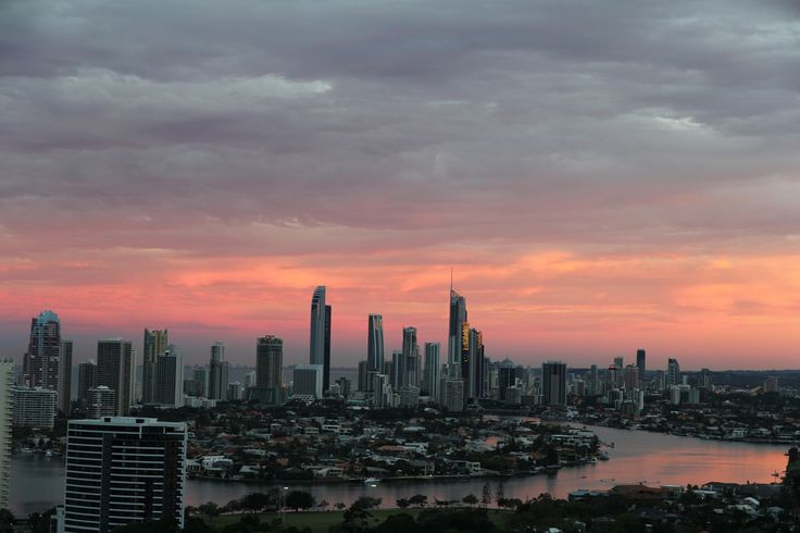 https://flic.kr/p/nQZjRp | Gold Coast Skyline, Queensland, Australia