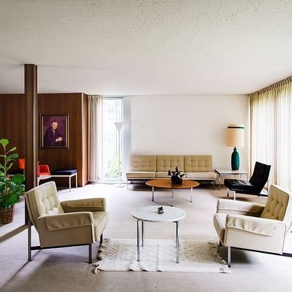 The Frost House   Paul McCobb   Living. Mid Century ...