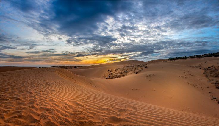 Muine Dunes in South Vietnam by Maurice Elderhorst on 500px