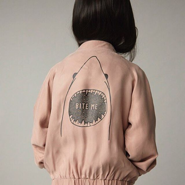 Obsessing over this bomber jacket from @_child_ish.