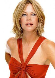 Meg Ryan Hairstyles 2011