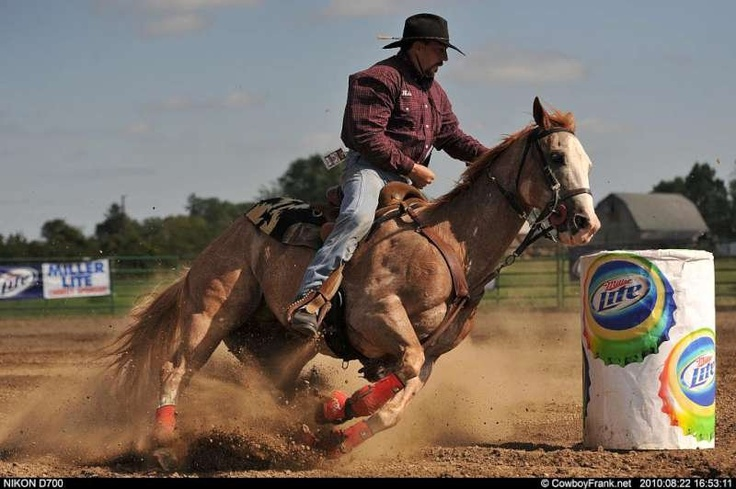 from Harper gay rodeo in ca