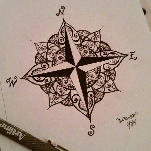 compass tatouage pinterest croquis de tatouage tatouage de boussole et tatouages. Black Bedroom Furniture Sets. Home Design Ideas