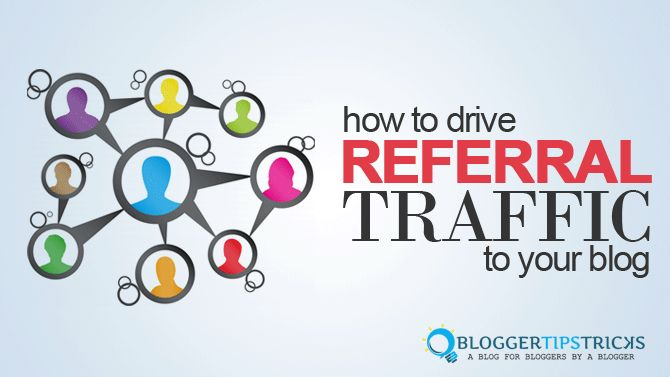 Increasing Referral Traffic