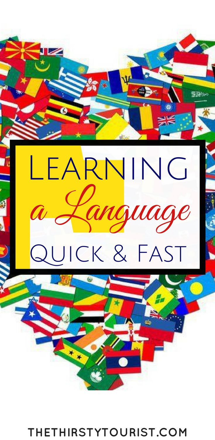 Looking to learn a new language? It doesn't have to be hard! Here are our tried, tested and true 5 simple tips for learning a language ASAP!
