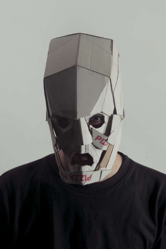Cardboard Animal Masks - The Jozef Mrva Masks Are Eerie and Creatively Crafted (GALLERY)